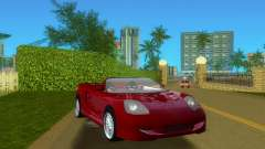 Toyota MR-S Veilside Spider for GTA Vice City
