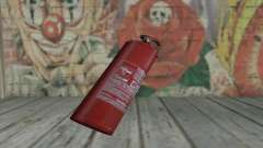 Fire extinguisher from L4D