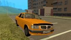 GAZ 3110 Volga sedan for GTA San Andreas