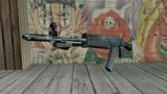 The AK47 of S.T.A.L.K.E.R.
