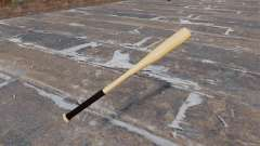 HD wood baseball bat