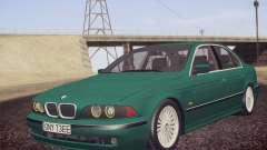 BMW M5 E39 528i Greenoxford