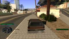 C-HUD Solt for GTA San Andreas