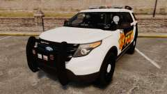 Ford Explorer 2013 LCPD [ELS] v1.5X crossover for GTA 4