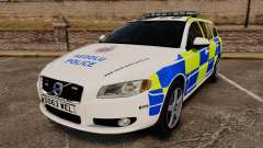 Volvo V70 South Wales Police [ELS]