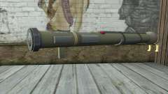 The rocket launcher from Pstal 3
