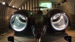 Boot screens Thrust SSC 1997