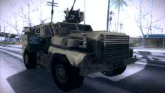 MRAP of BF4 for GTA San Andreas