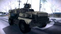 MRAP of BF4 for GTA San Andreas