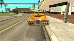 Taxi 5 Element for GTA San Andreas