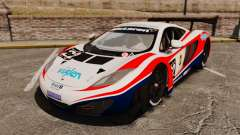 McLaren MP4-12C GT3 for GTA 4