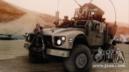 Oshkosh M-ATV for GTA San Andreas