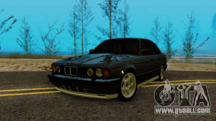 BMW M5 E34 1992 for GTA San Andreas