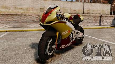 Aprilia RSV4 for GTA 4