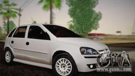 Chevrolet Corsa VHC for GTA San Andreas