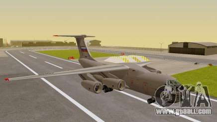 Il-76md-90 (IL-476) for GTA San Andreas