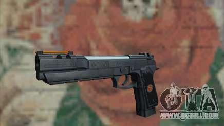 Samurai Edge for GTA San Andreas