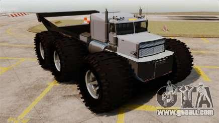 The Biggest Monster Truck for GTA 4