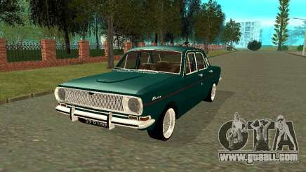 GAS 24-01 Volga for GTA San Andreas