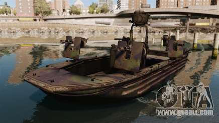 Navy SEALs SOC-R for GTA 4