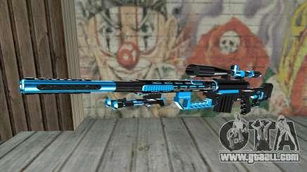 Sniper Rifle for GTA San Andreas