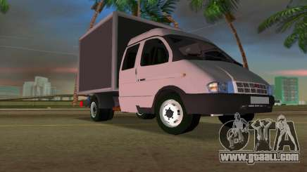 Gazelle 33023 for GTA Vice City