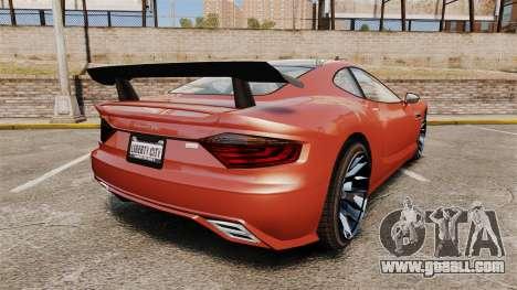 GTA V Hijak Khamelion for GTA 4 back left view