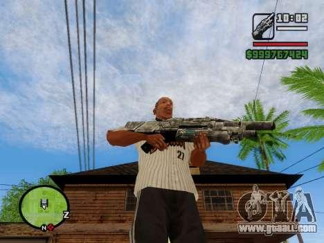 M-86 Sabre v.2 for GTA San Andreas sixth screenshot