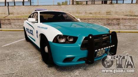 Dodge Charger 2013 Patrol Supervisor [ELS] for GTA 4