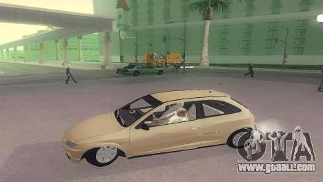 Suzuki Fun for GTA San Andreas left view