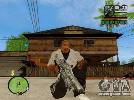 M-86 Sabre v.2 for GTA San Andreas forth screenshot