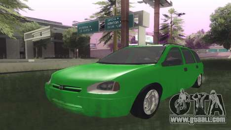Chevrolet Corsa Wagon for GTA San Andreas