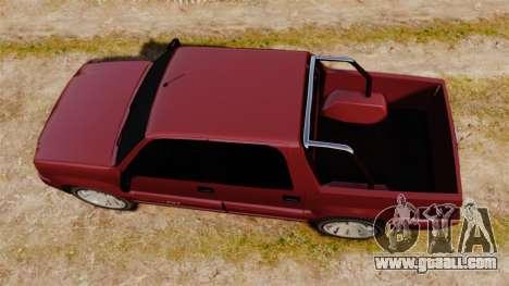 GTA V Albany Cavalcade FXT for GTA 4 right view