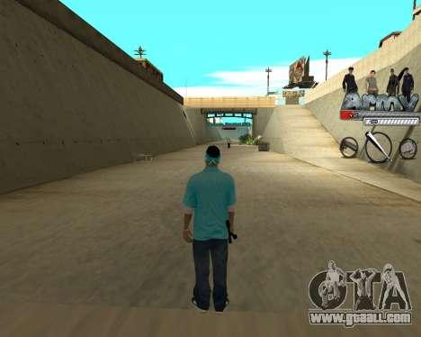 Enlarger range nicks for GTA San Andreas third screenshot
