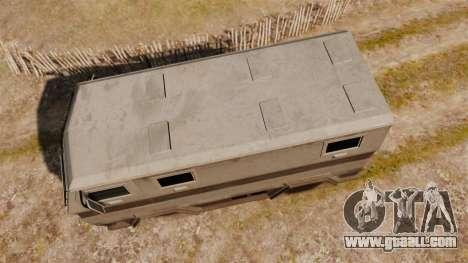 GTA IV TBoGT HVY Brickade for GTA 4 right view