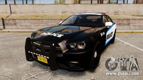 Dodge Charger 2013 Liberty City Police [ELS] for GTA 4