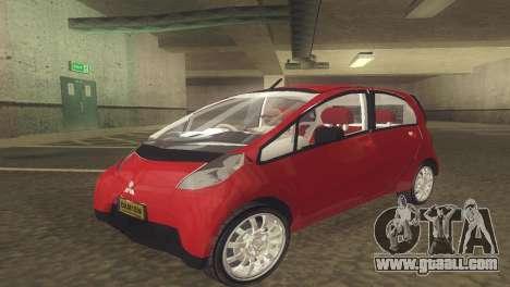 Mitsubishi i MiEV for GTA San Andreas