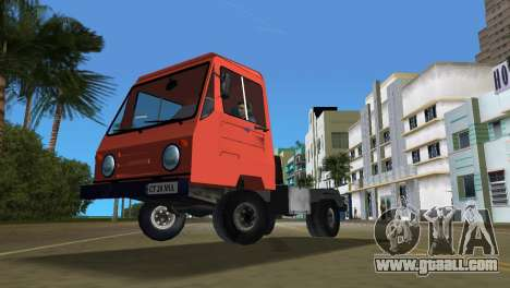 Multicar for GTA Vice City bottom view