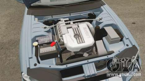 Nissan Skyline ER34 GT25 for GTA 4 inner view
