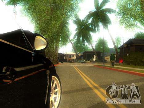 New Grove Street v2.0 for GTA San Andreas forth screenshot