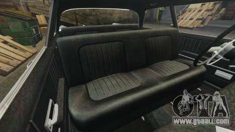 Oceanic HD for GTA 4 side view