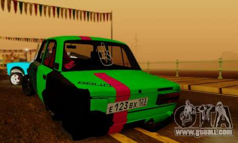 BMWAZ for GTA San Andreas