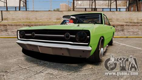 Dodge Dart 1968 for GTA 4