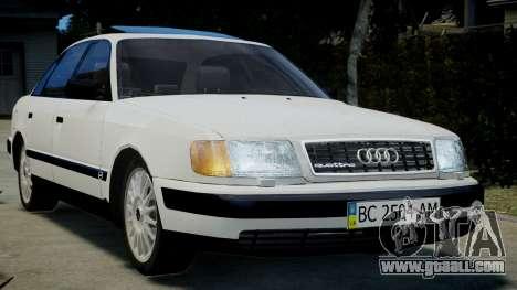 Audi 100 C4 1993 for GTA 4