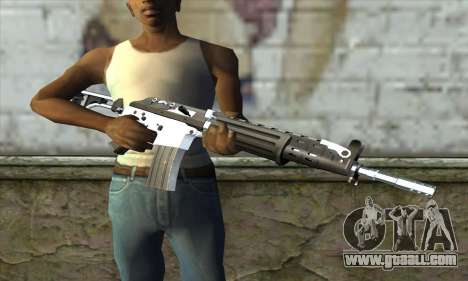 Galil for GTA San Andreas third screenshot