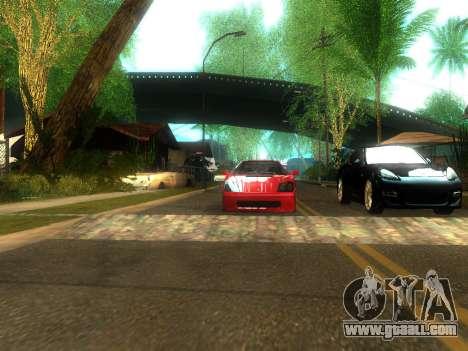 New Grove Street v2.0 for GTA San Andreas fifth screenshot
