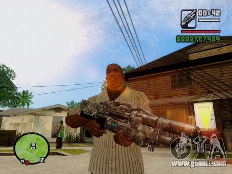 M-86 Sabre v.2 for GTA San Andreas