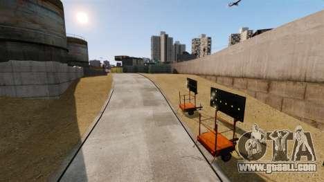 Off-road track v2 for GTA 4 eleventh screenshot