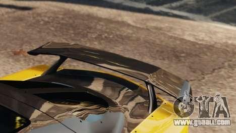 Mazda RX7 Veilside V8 for GTA 4 side view
