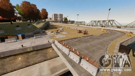 Off-road track v2 for GTA 4 tenth screenshot